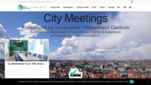 mødelokaler i København hos Citymeetings